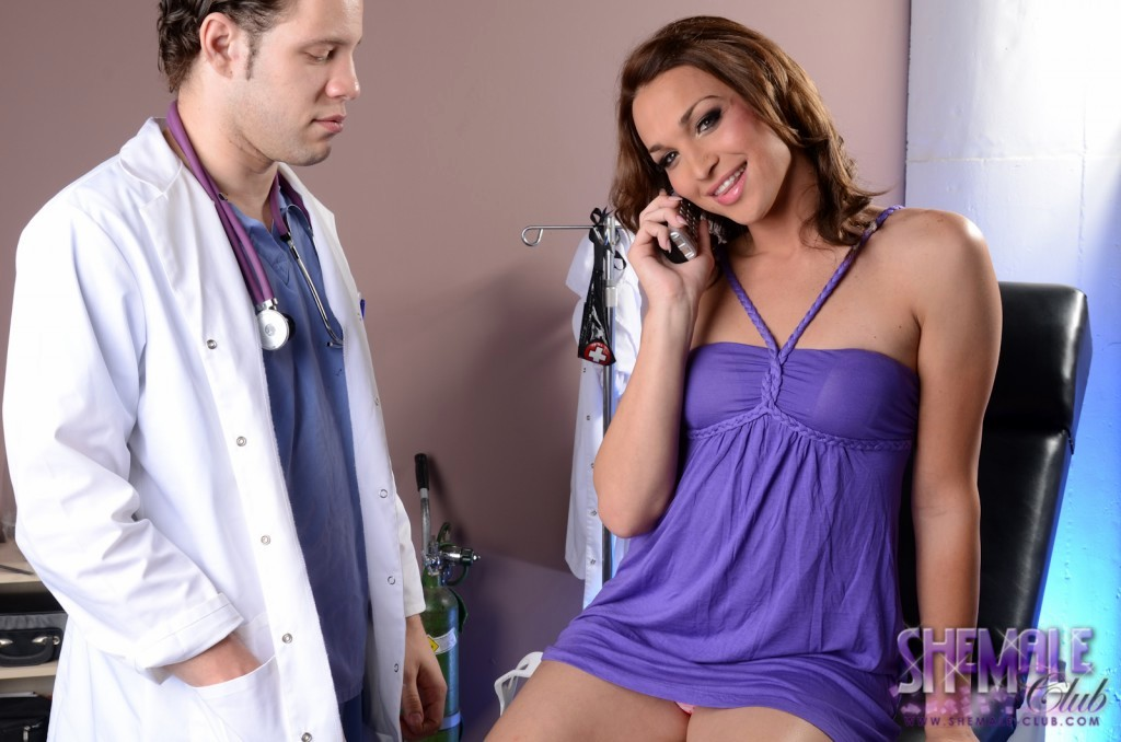 Gorgeous Jonelle Getting Destroyed By Dr Wolfe