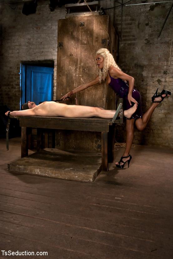 One Dude S Fantasy: Tgirl Dick Punishing His Butt