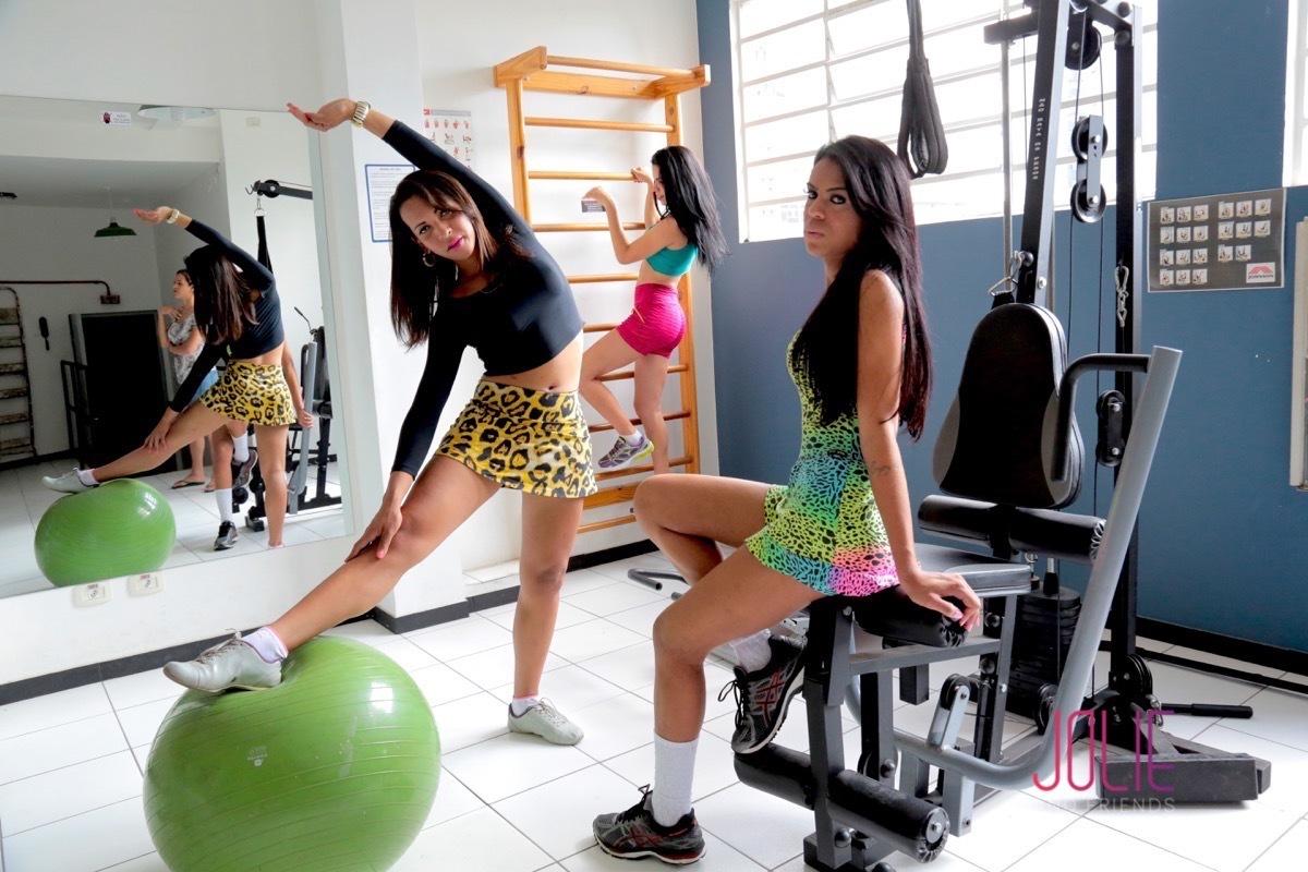 T-Girl Training
